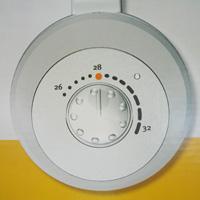 Wasserbetten Heizung Thermostat