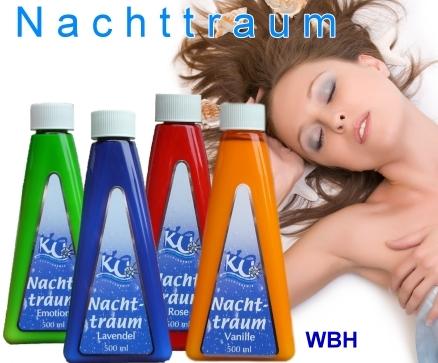 Wasserbett Wellness Duft
