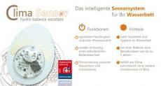 Wasserbett Clima Sensor vom Hersteller TBD