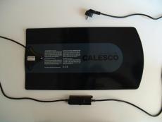 PTC Calesco Carbon Wasserbett Heizung 250 W