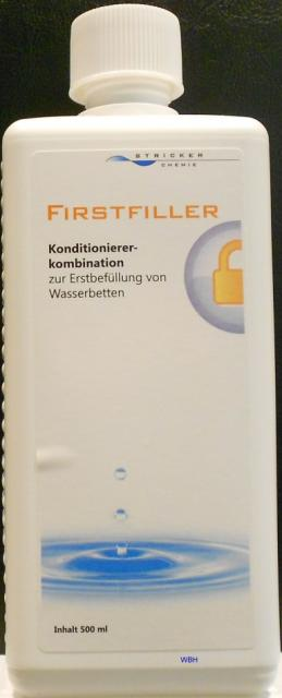 Wasserbetten Firstfiller Konditionierer New 500 ml