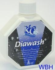 Diawash - Spezial Reinigung für Wasserbett Auflagen