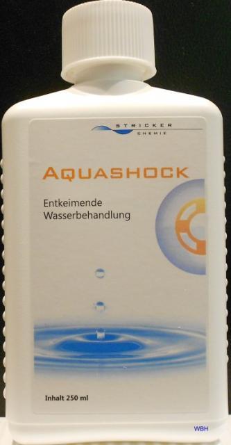 Aquashock Wasserentkeimer