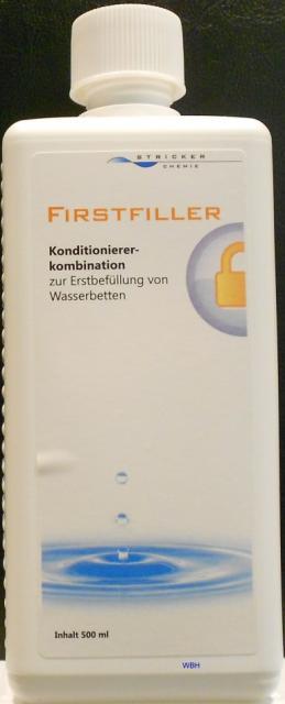 Wasserbetten Firstfiller Konditionierer New 500 ml