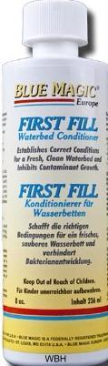 Blue Magic Wasserbett Firstfill Konditionierer 236 ml