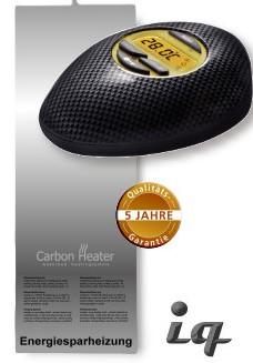 Wasserbetten Heizung Carbon Digital